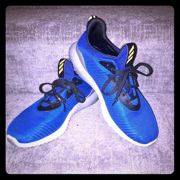 b1e2976a4 adidas Other - Men s Adidas Alphabounce Blue  Black - 81 2